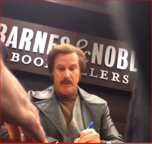 3.Be willing to travel all over the country. 'Ron Burgundy' went from North Dakota to Connecticut, to Los Angeles and New York.  Obviously travel costs money but, so does obscurity.