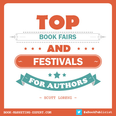 22 Book Fairs and Festivals Authors Should Attend in 2015